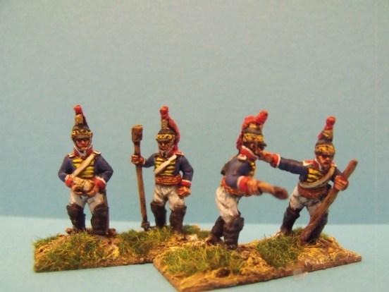 Bengal Native Horse Artillery Crew