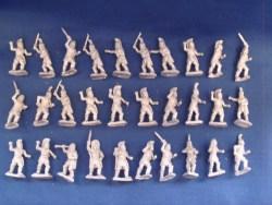 Spartan Warriors at Thermopylae