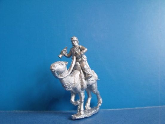 Mounted Camel Corp Bugler