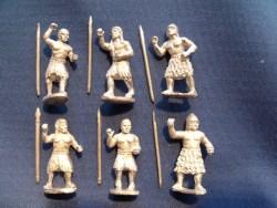Sumerian Javelinmen