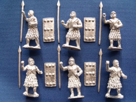 Sumerian Shieldbearers