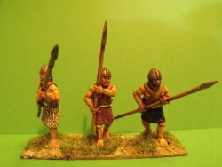 Spearmen from Lagash