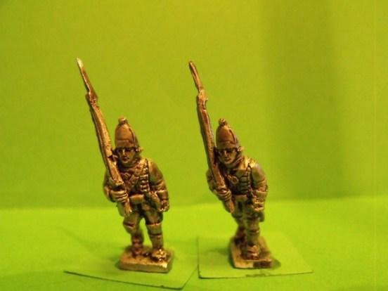 Grenadiers Marching