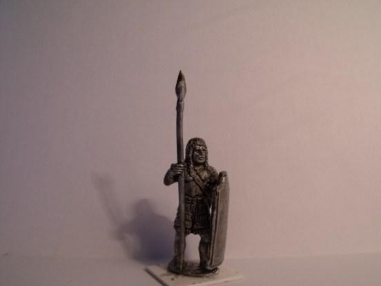 Minoan/Mycenean Spearman Standing