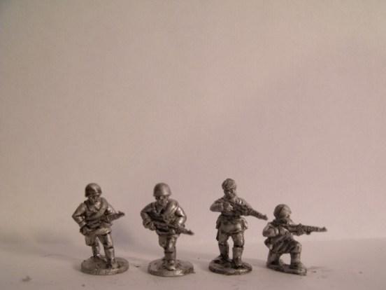 Russian Riflemen I