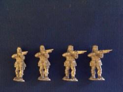 Infantry Firing in Glengarry