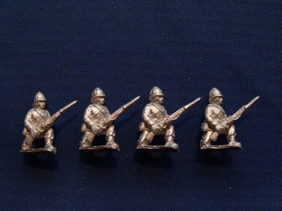 Infantry Kneeling