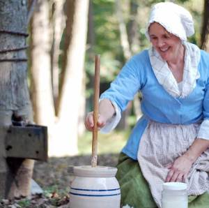 Cancelled - History at Work @ Newlin Grist Mill