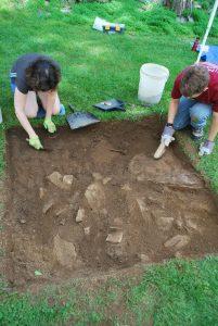 Public Archaeology @ Newlin Grist Mill