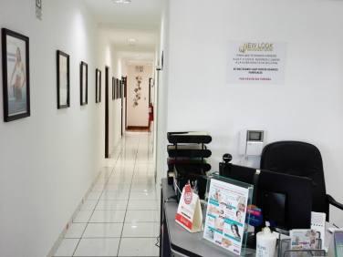 Entrada a las Salas de Tratamiento