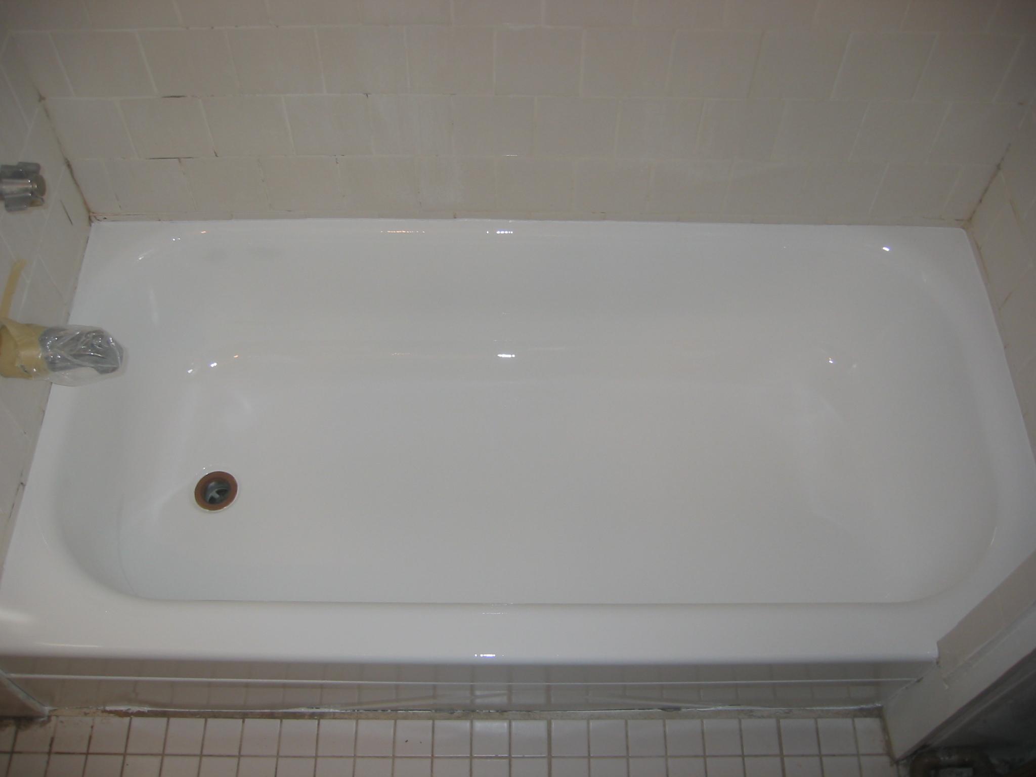 Bathtub Reglazing, Abington MA | New Look Refinishing