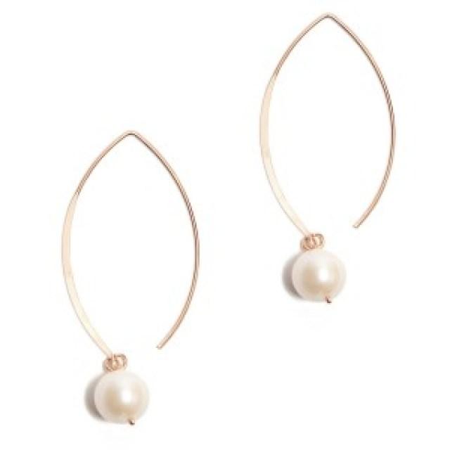 bombom Jewelry Classic Blush Earrings Giveaway worth $135