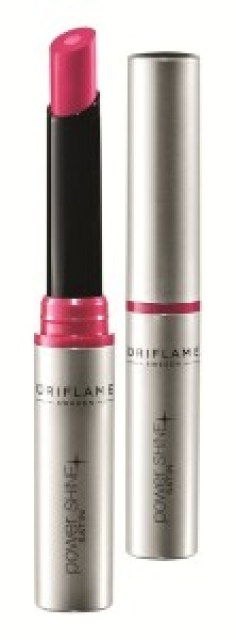 Conquer Love with Oriflame Power Shine Satin Lipstick