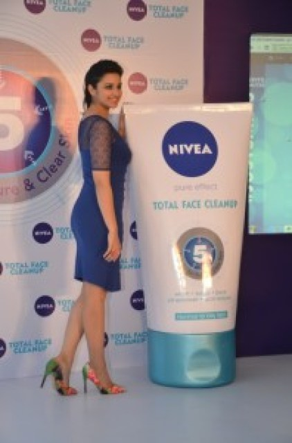 Nivea Total Face Cleanup Launch Event, Photos