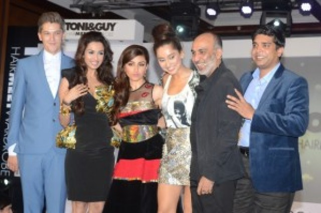 Toni & Guy HairMeetWardrobe India Launch