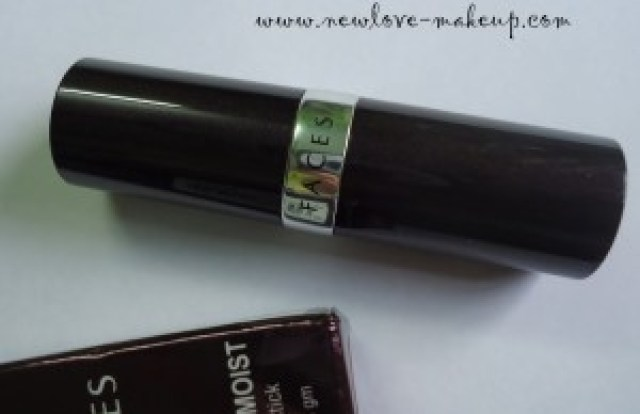 Faces Ultra Moist Lipstick 13 Maroon Plus Review, Swatches