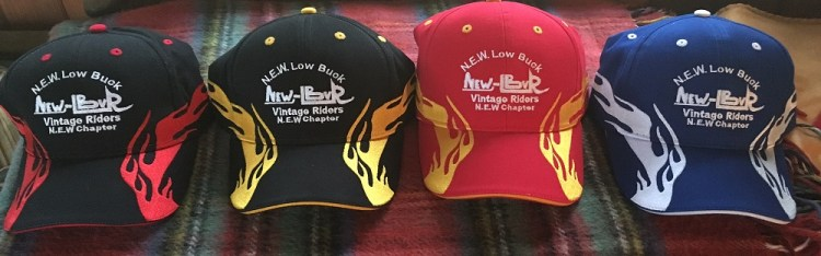 HATS and DECALS!