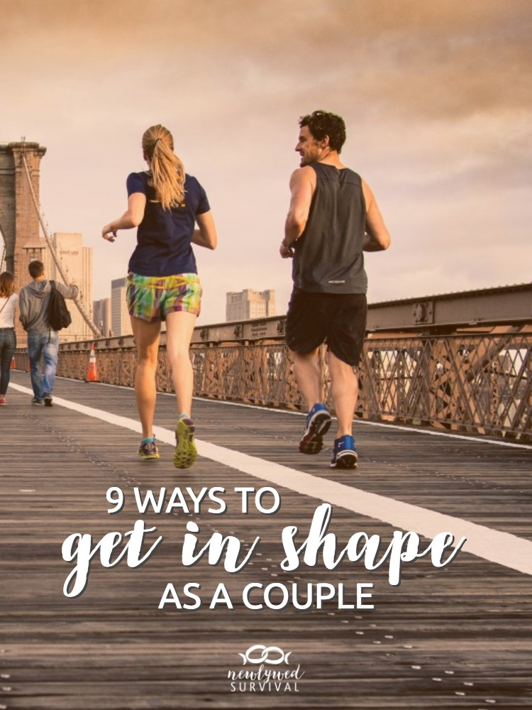 Exercise For Couples 9 Ways To Get In Shape Together