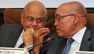 Image result for ANC in disarray over sack of South Africa's Finance minister
