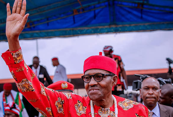 Image result for Igbos should learn from history and vote Buhari – Group