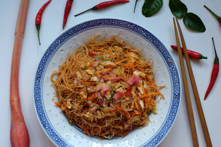 Tomyum Fried Bihun With Spices