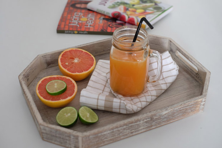 Citrus Fat Burner Juice