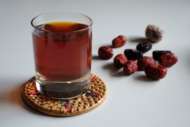 Red Dates Tonic (紅棗水) – 3 Ingredients