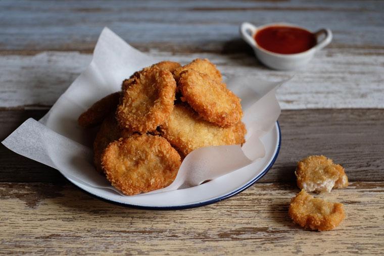 Homemade Chicken Nuggets – 7 Ingredients