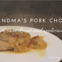 pork, recipe, easy dinner