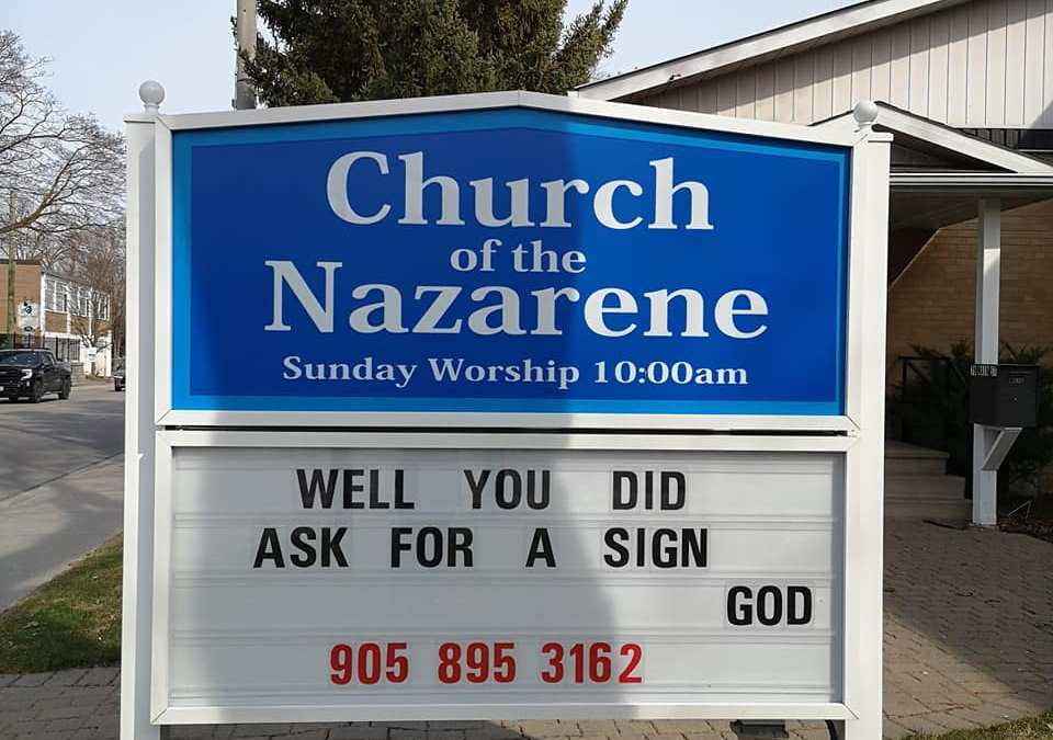 newmarket church of the nazarene