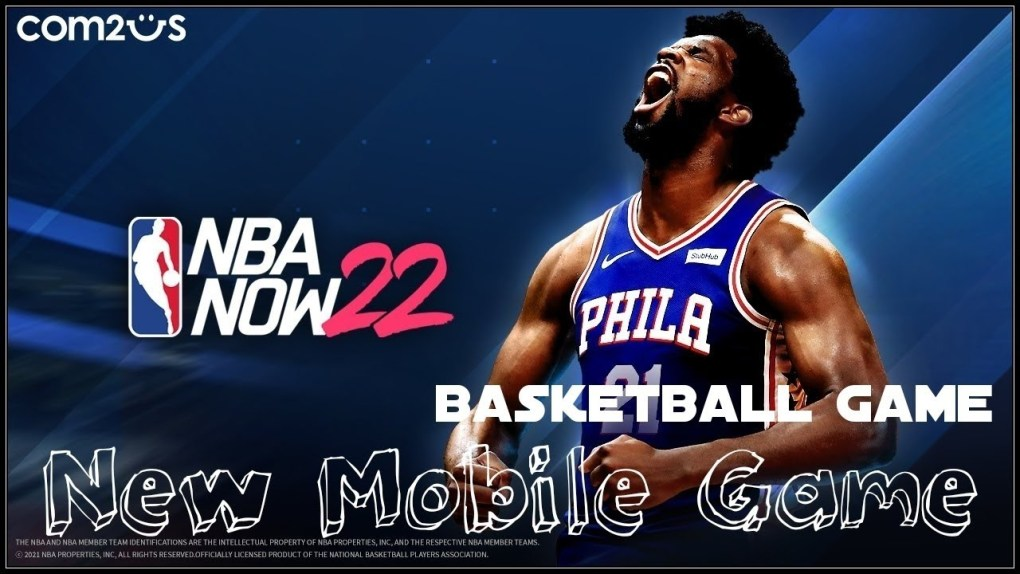 Android and Ios | NBA NOW 22 Gameplay | NewMbGames