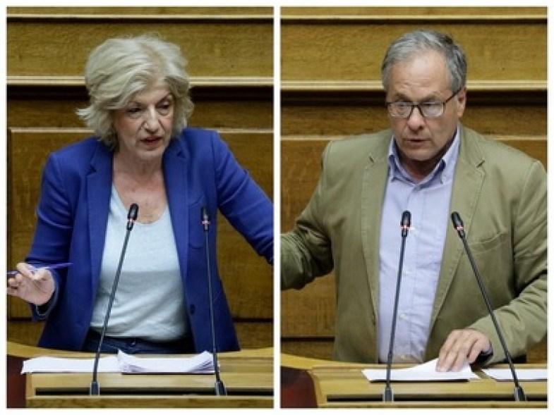 ρώτηση κατέθεσαν οι Βουλευτές Αχαΐας του ΣΥΡΙΖΑ, για τις δυσλειτουργίες στο ΕΚΑΒ Δυτικής Ελλάδας