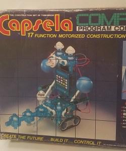 Capsela Programmable Robot