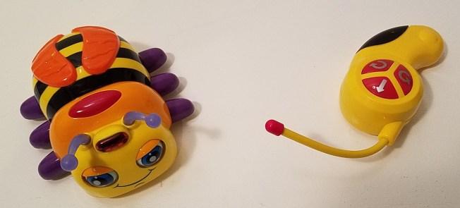 Cutie Bee Bot