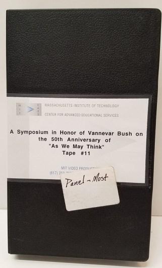 Panel, MIT 1995 (Video)
