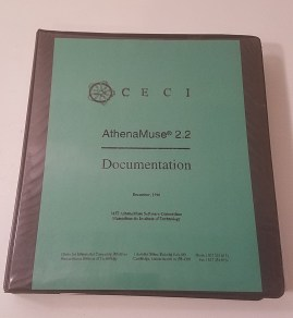 AthenaMuse 2.2 Documentation (CECI, MIT)