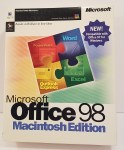 Microsoft Office 98 Macintosh Edition