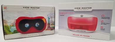 View-Master Virtual Reality Viewers by Mattel