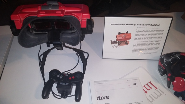 Virtual Boy by Nintendo