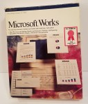 Microsoft Works for DOS