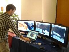 Immersive Interfaces, LA 2014