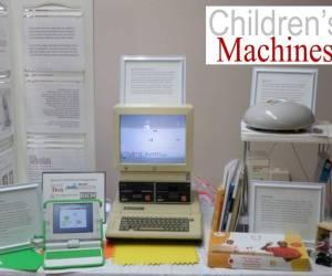 Children's Machines Exhibit Poster