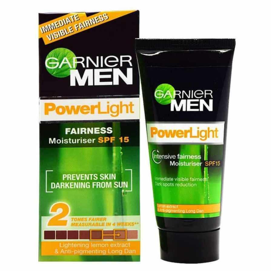 Garnier Men Moisturiser SPF 15, 45gm
