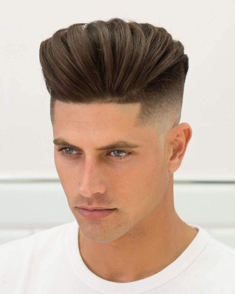 Pompadour Fade Haircut-39