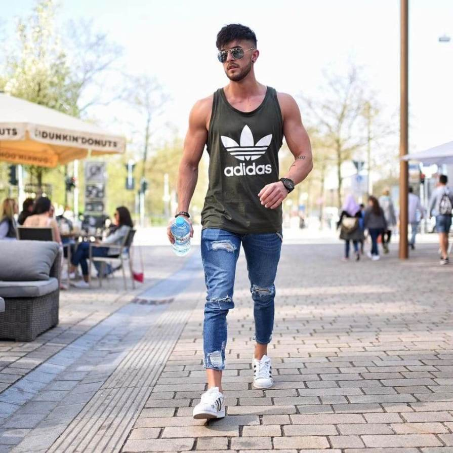 Summer Outfits For Men 2021-20