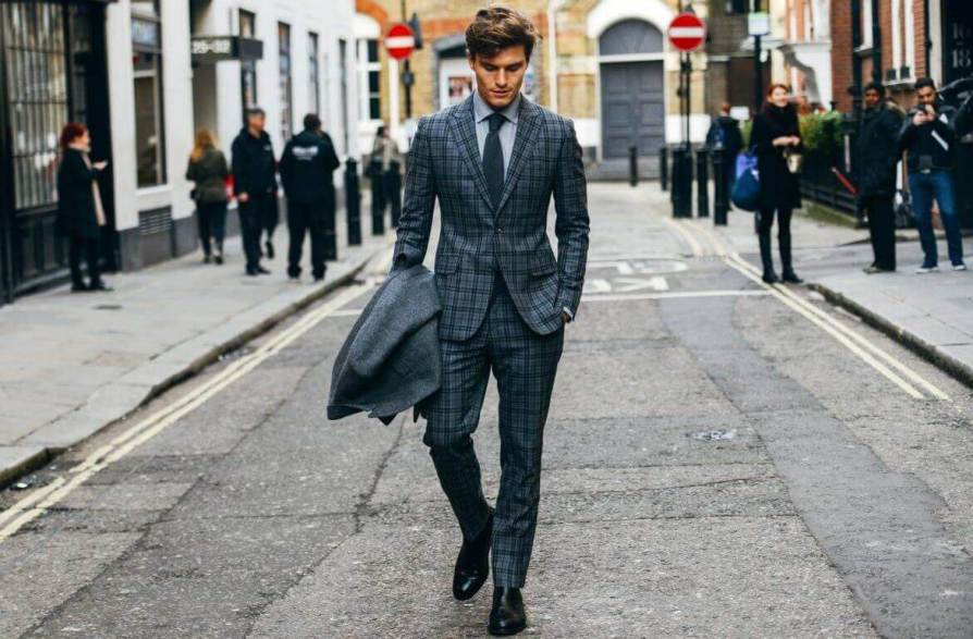 suits for skinny tall guys