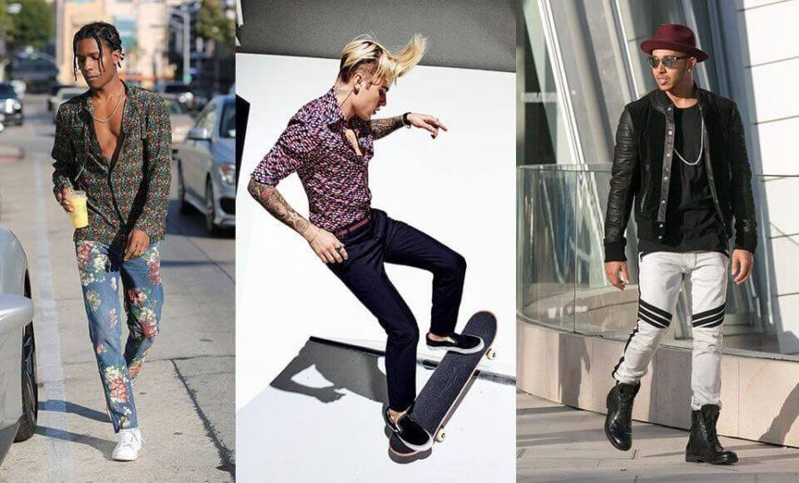 skinny guy fashion 2021