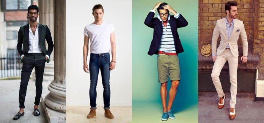 shirts for skinny, tall guys