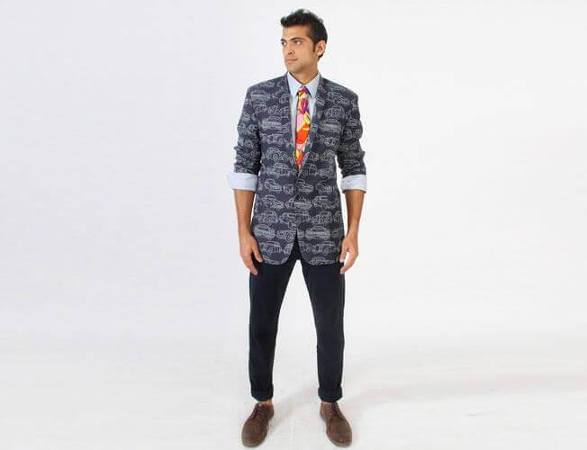 fashion for skinny tall guys