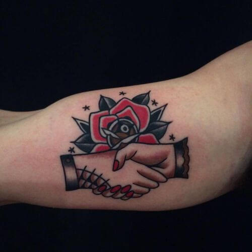 simple tattoo designs for men